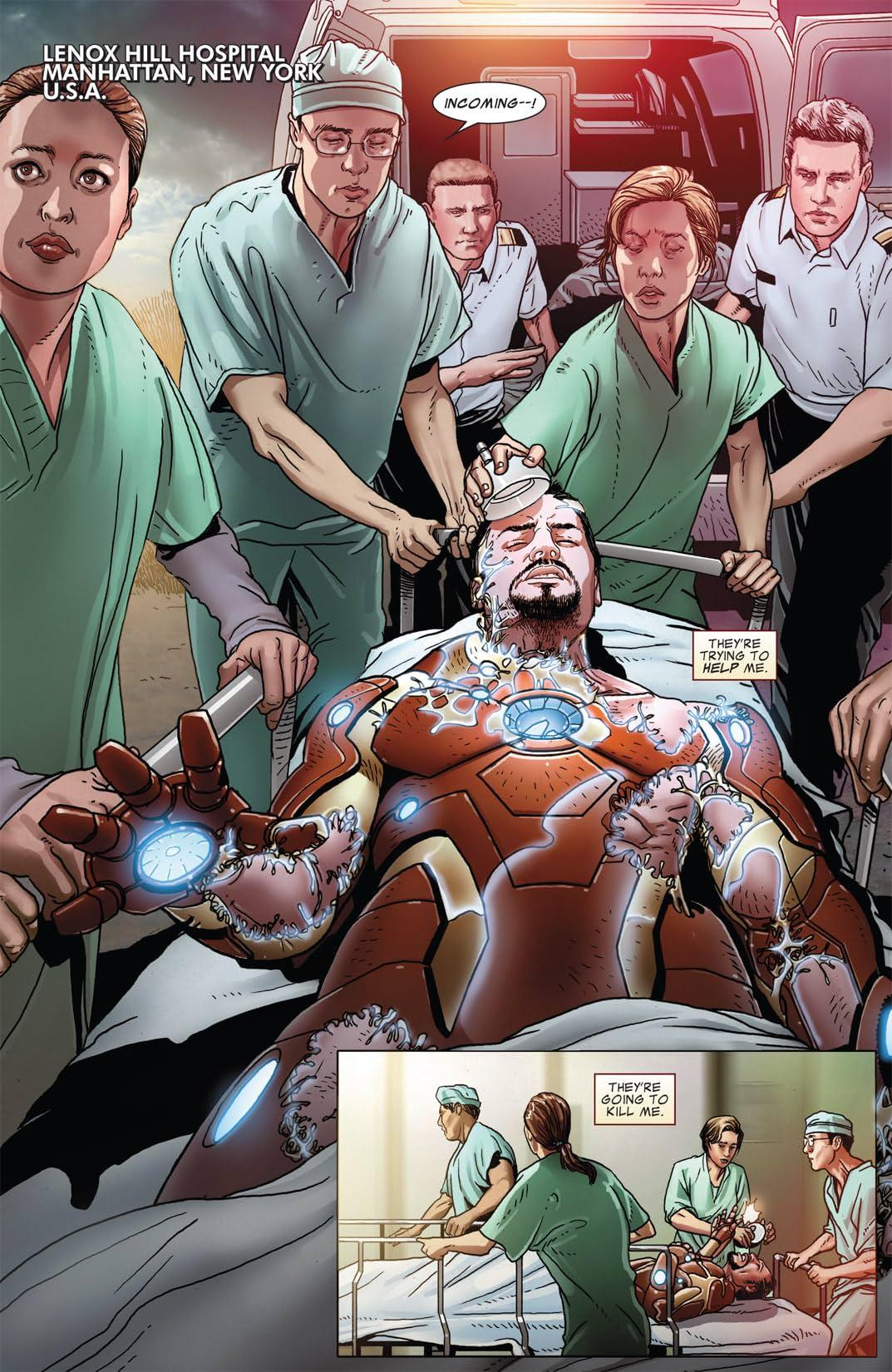 Invincible Iron Man (2008-2012) #512