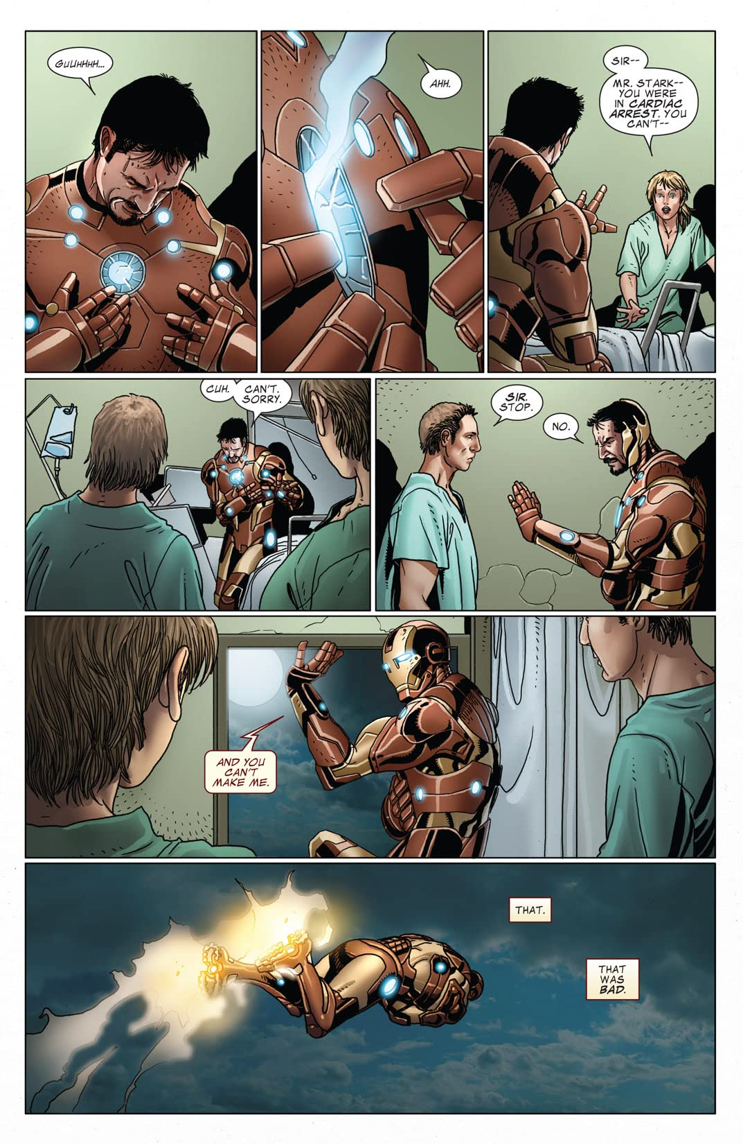 Invincible Iron Man (2008-2012) #512