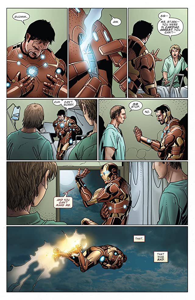click for super-sized previews of Invincible Iron Man (2008-2012) #512