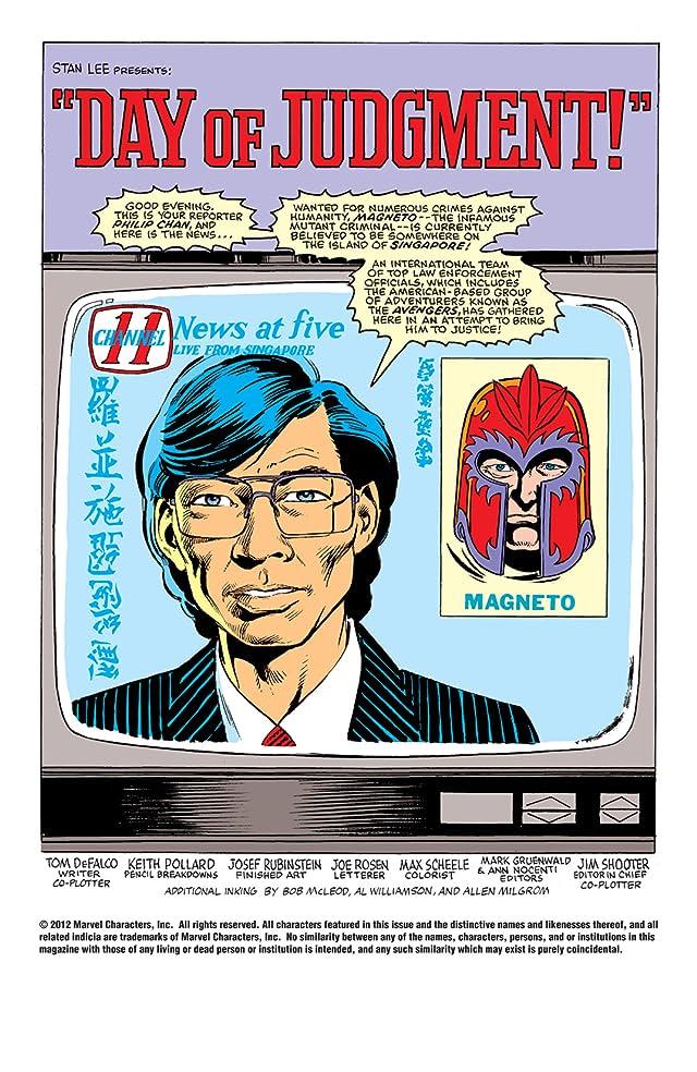 X-Men vs. Avengers #4