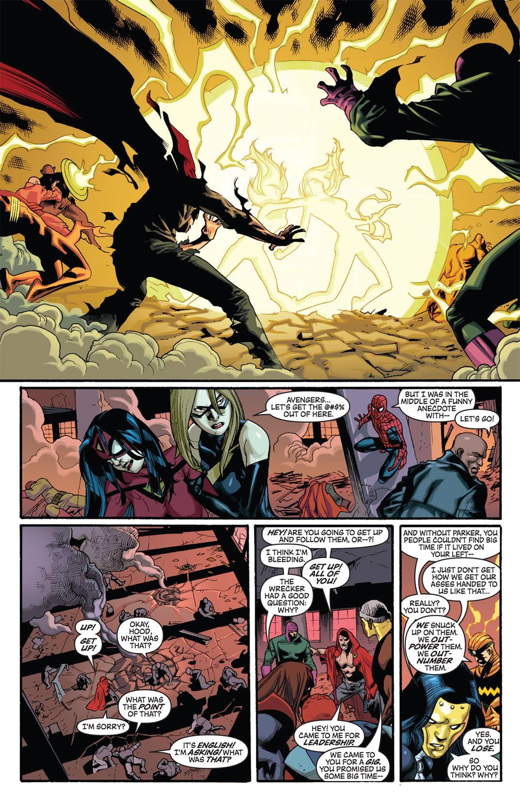 New Avengers (2004-2010) #55