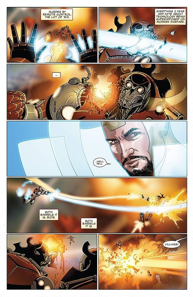 Invincible Iron Man (2008-2012) #513