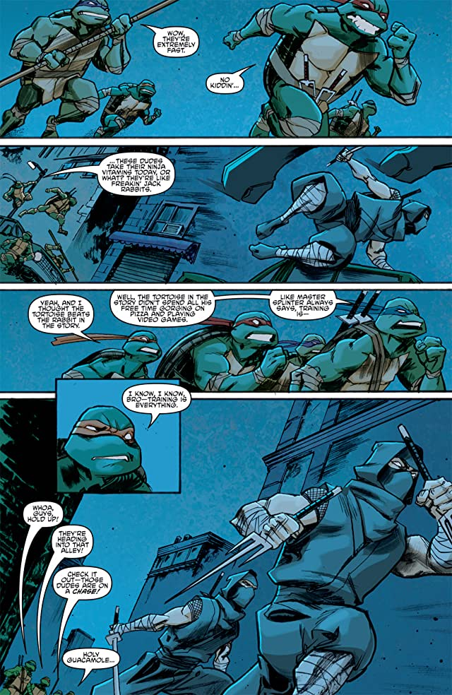 Teenage Mutant Ninja Turtles #6