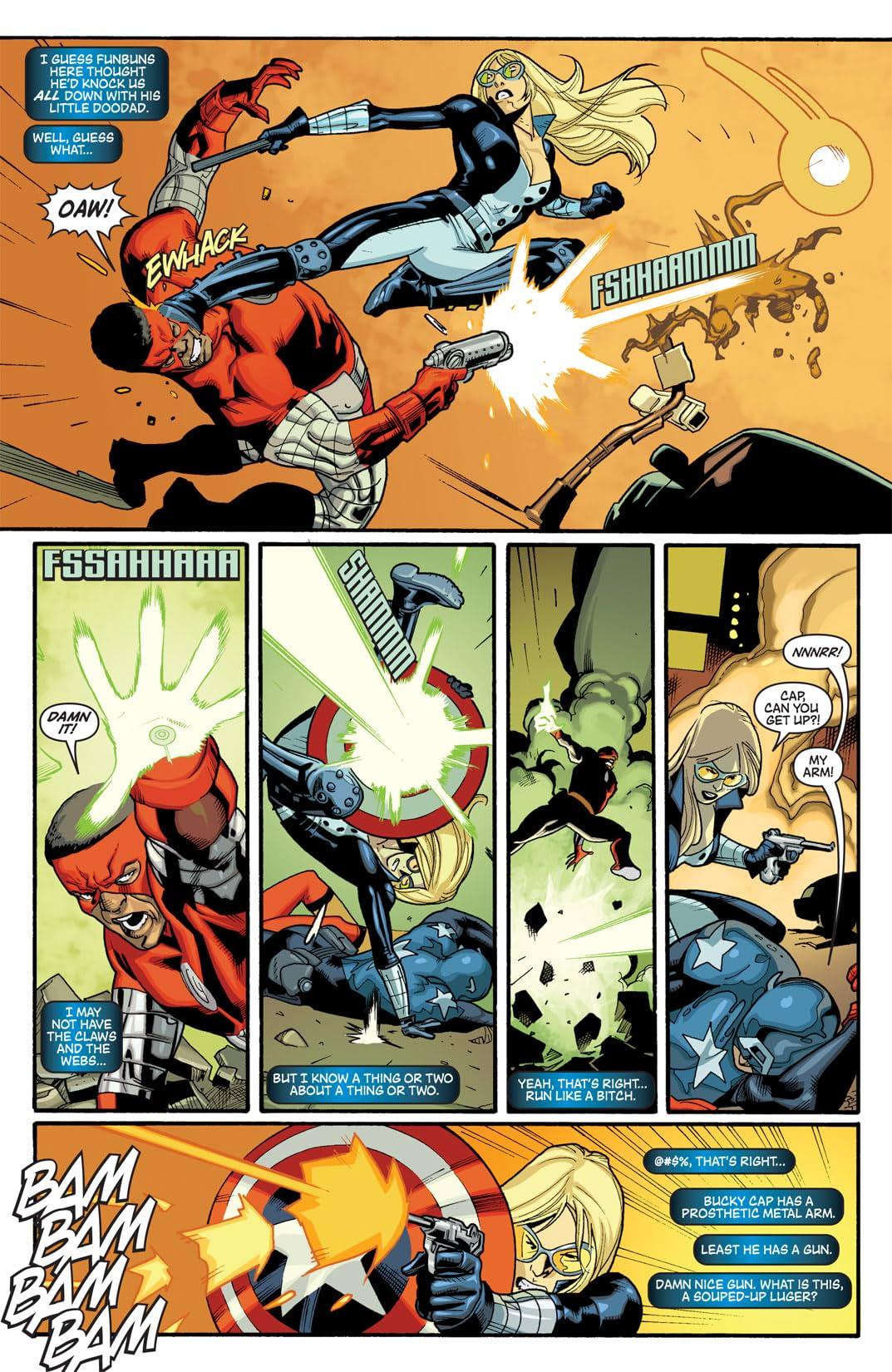 New Avengers (2004-2010) #56
