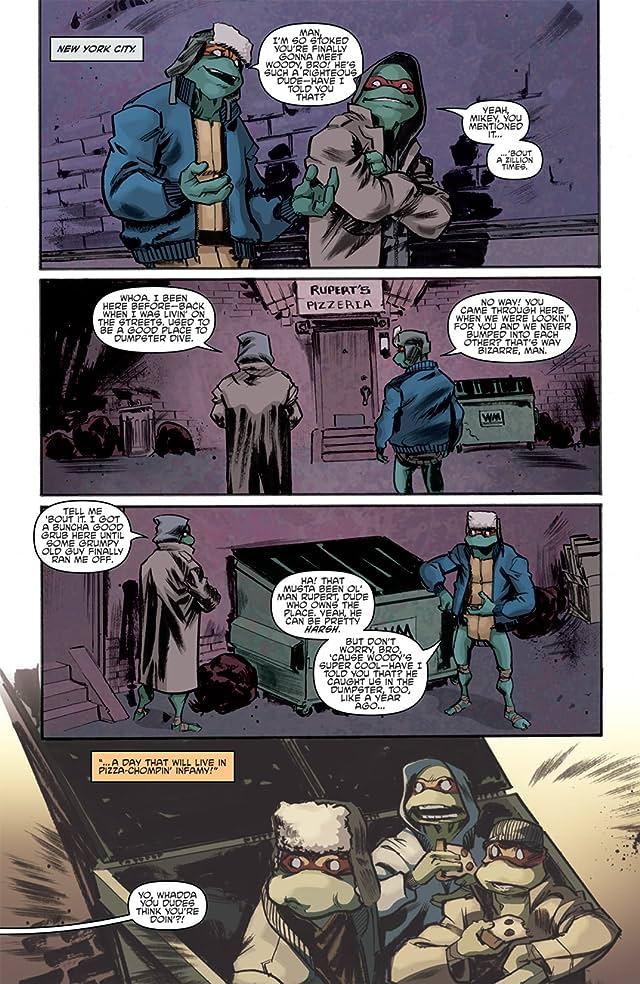 Teenage Mutant Ninja Turtles #7
