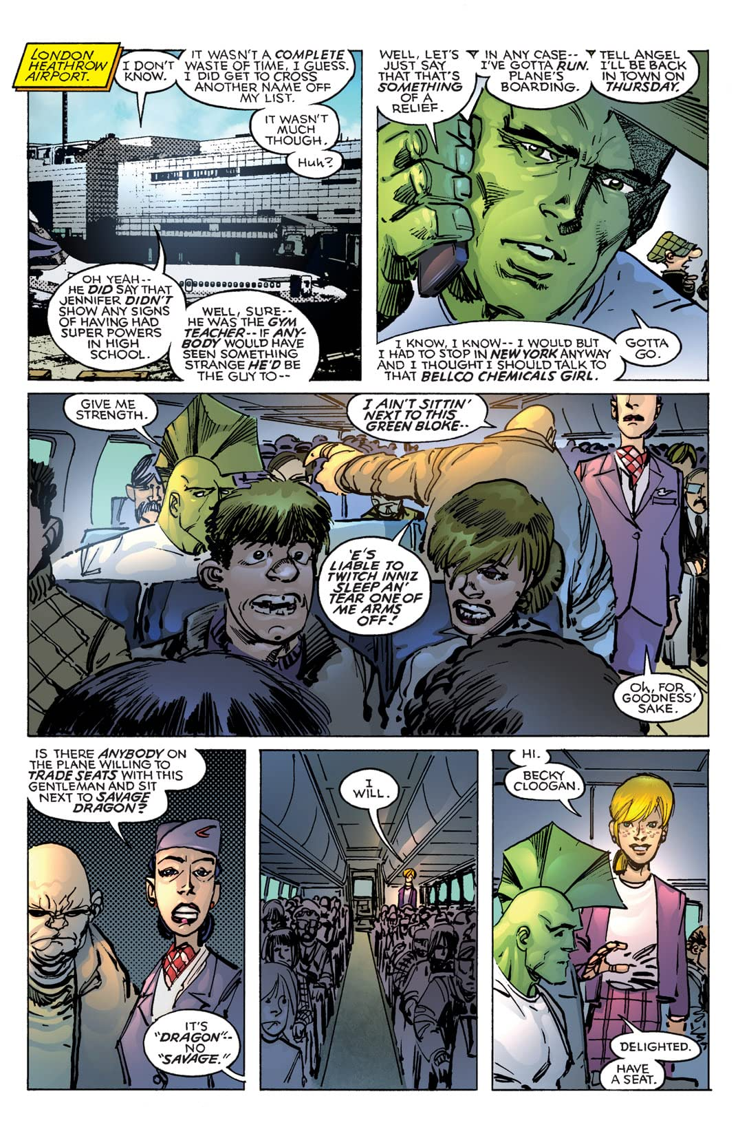 Savage Dragon #138