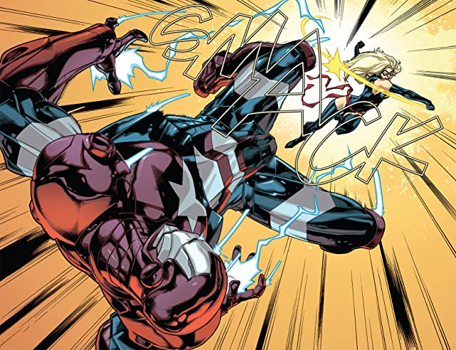 click for super-sized previews of New Avengers (2004-2010) #58
