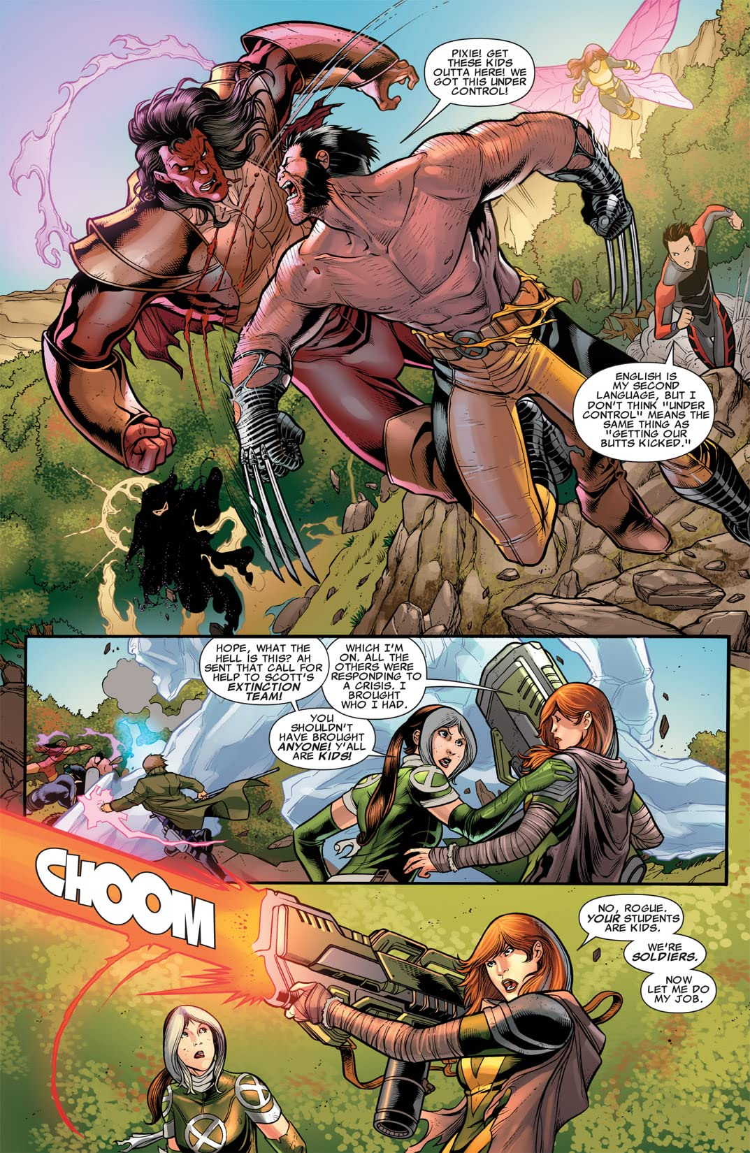 X-Men: Legacy (2008-2012) #263