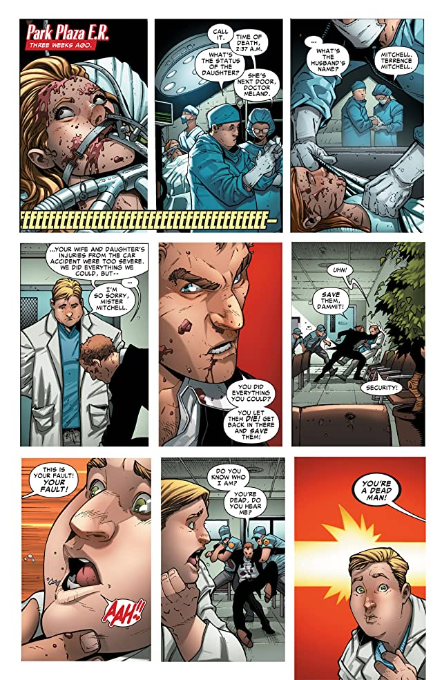 click for super-sized previews of Scarlet Spider #3