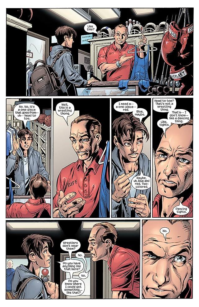 Ultimate Spider-Man (2000-2009) #40