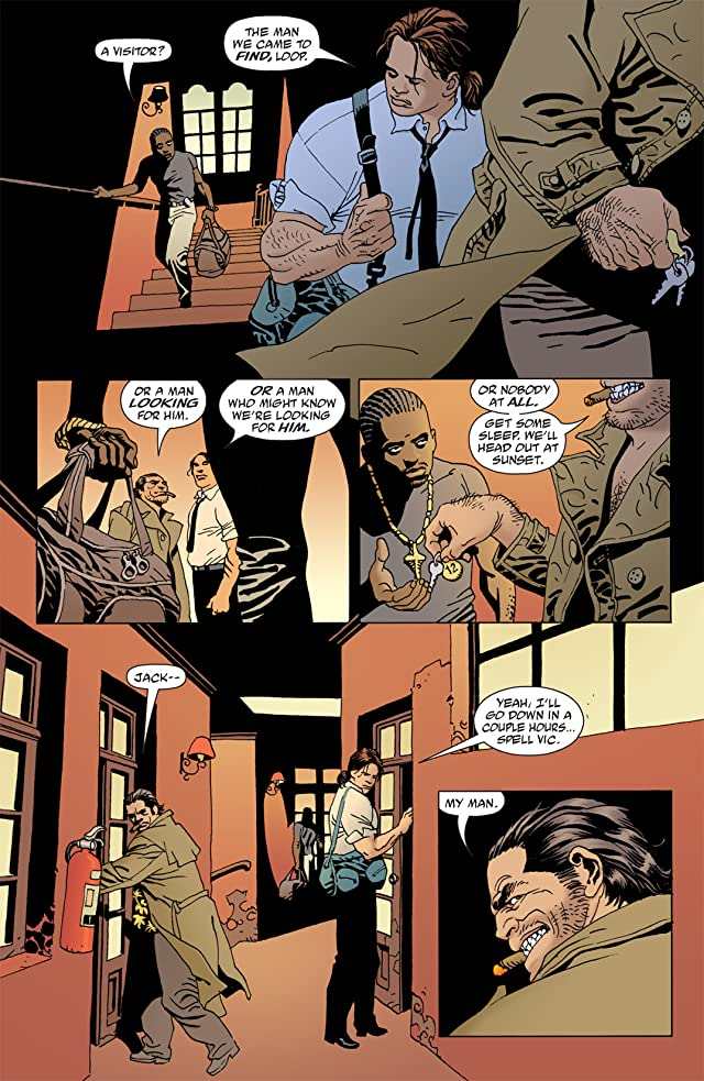 click for super-sized previews of 100 Bullets #78
