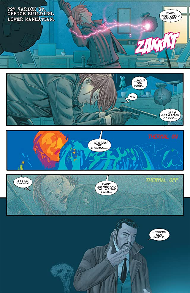 click for super-sized previews of Punisher (2011-2012) #9