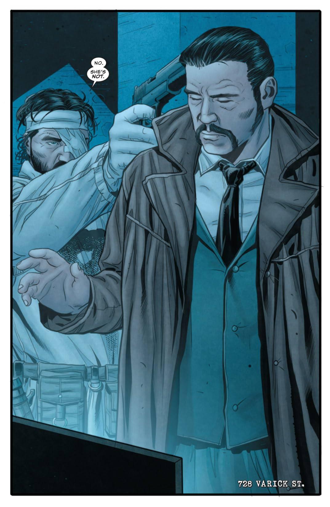 Punisher (2011-2012) #9