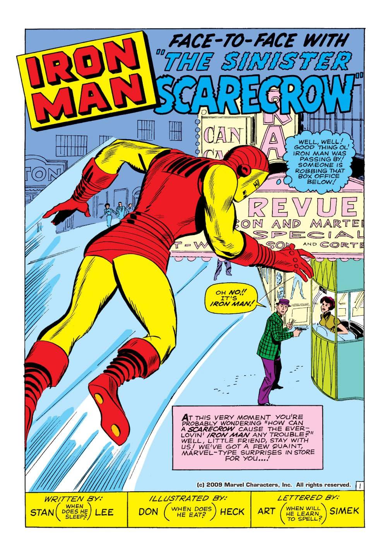 Tales of Suspense (1959-1968) #51