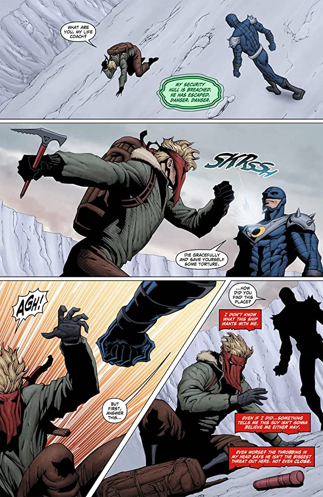 click for super-sized previews of Grifter (2011-2013) #7