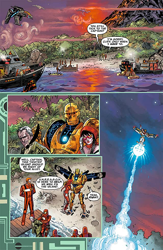 click for super-sized previews of My Greatest Adventure (2011-2012) #6