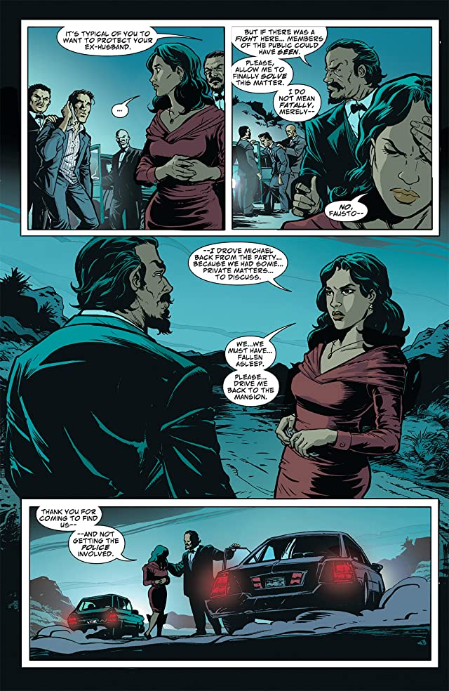 click for super-sized previews of Saucer Country #1