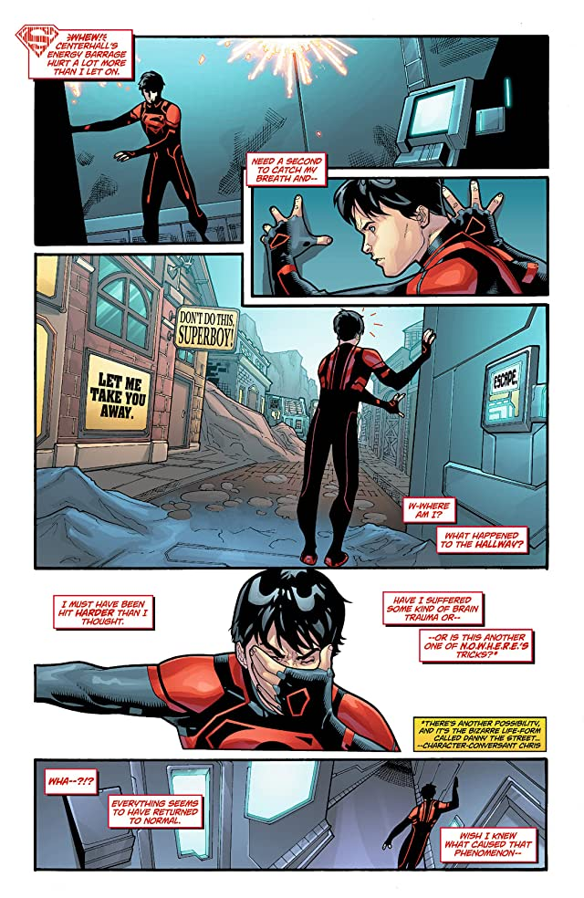click for super-sized previews of Superboy (2011-2014) #7