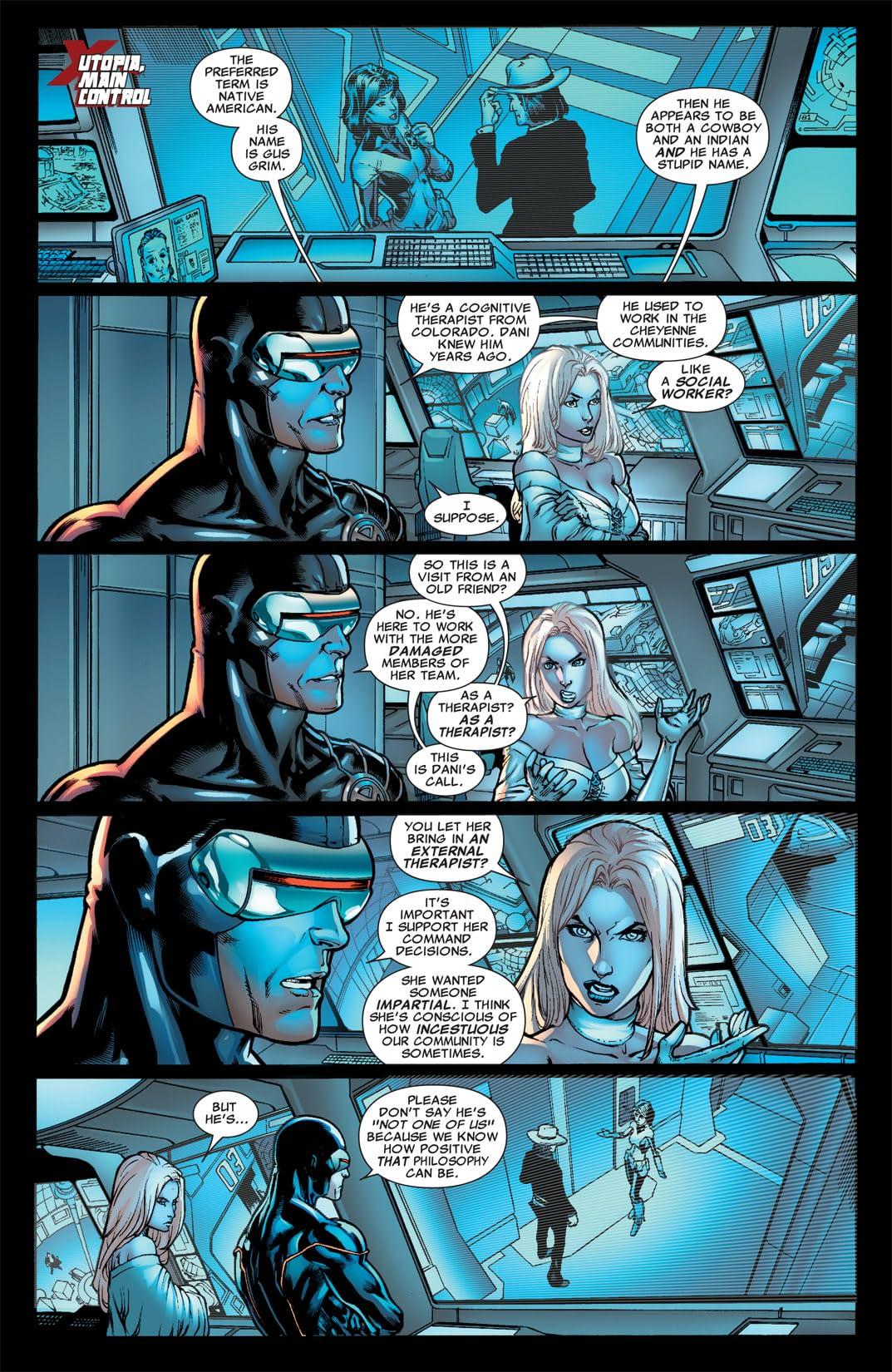 New Mutants (2009-2011) #28