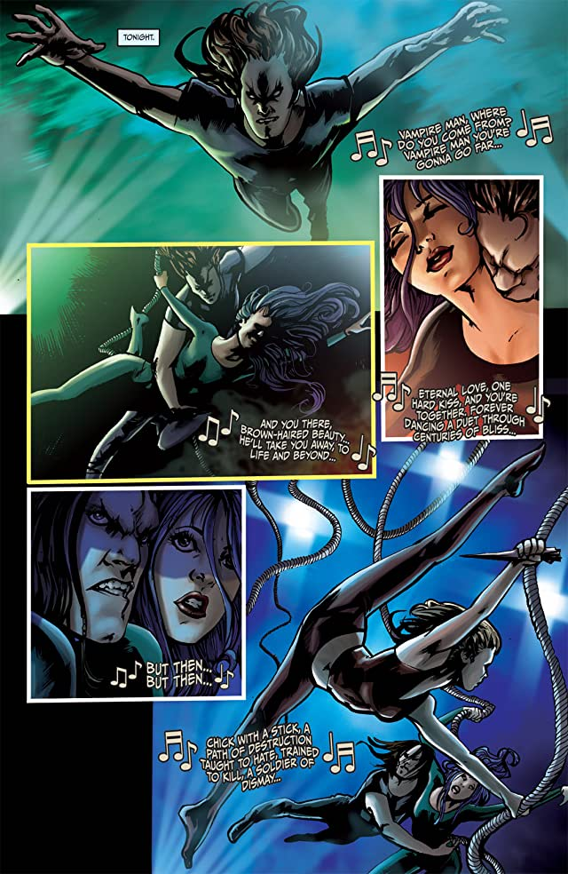 click for super-sized previews of Spike #2