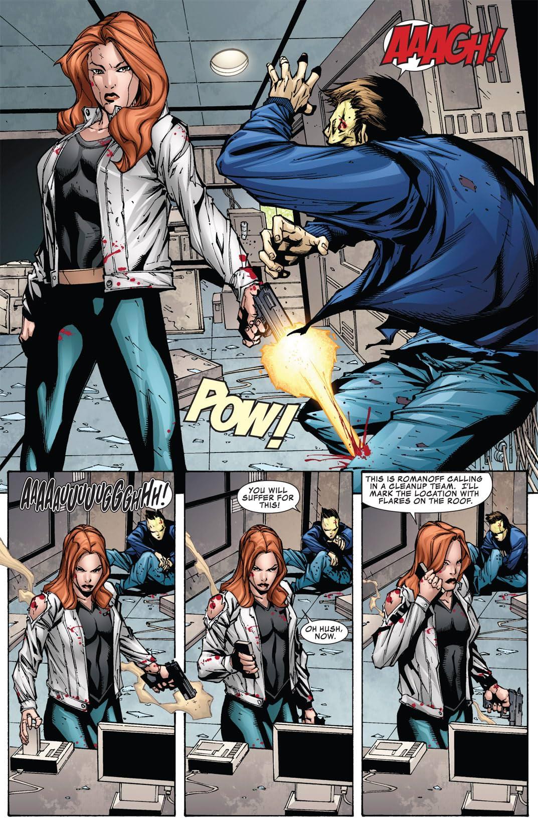 Marvel's The Avengers Prelude: Fury's Big Week #7 (of 8)