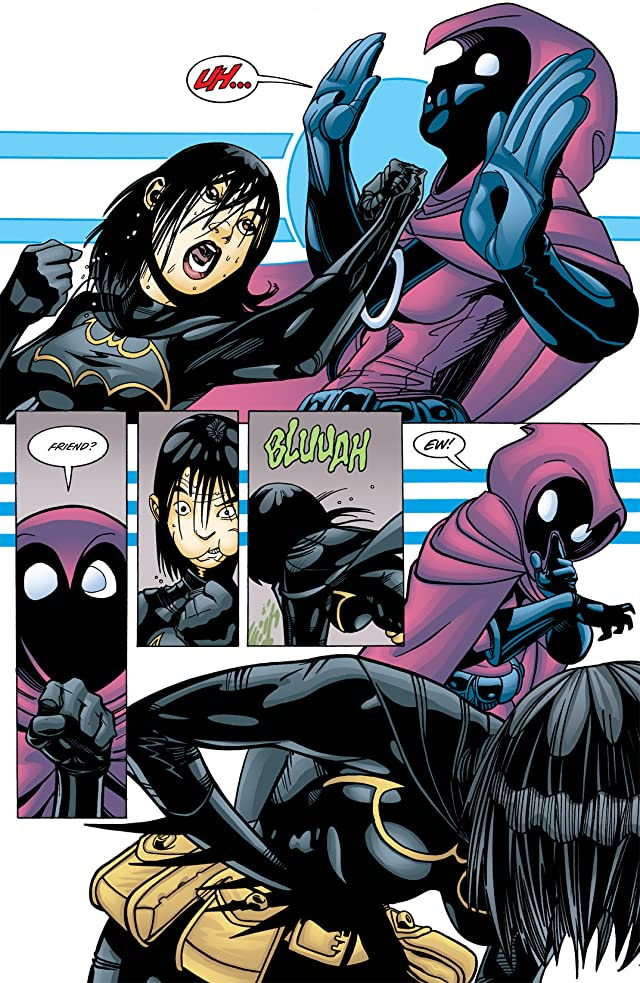 Batgirl (2000-2006) #21