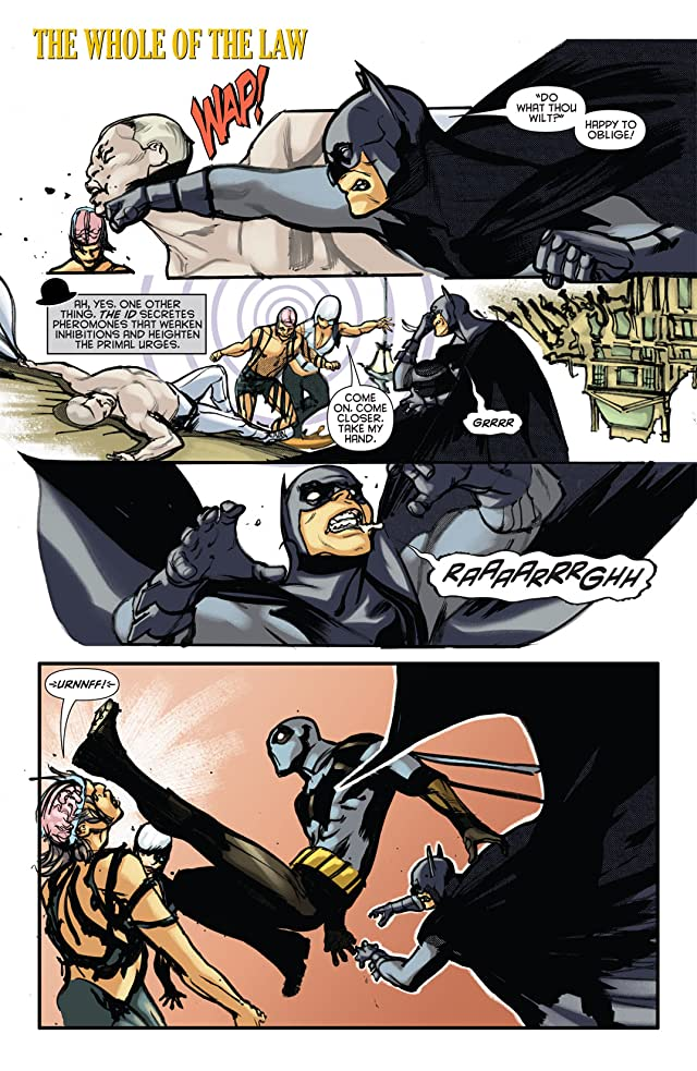 click for super-sized previews of Batman and Robin (2009-2011) #26
