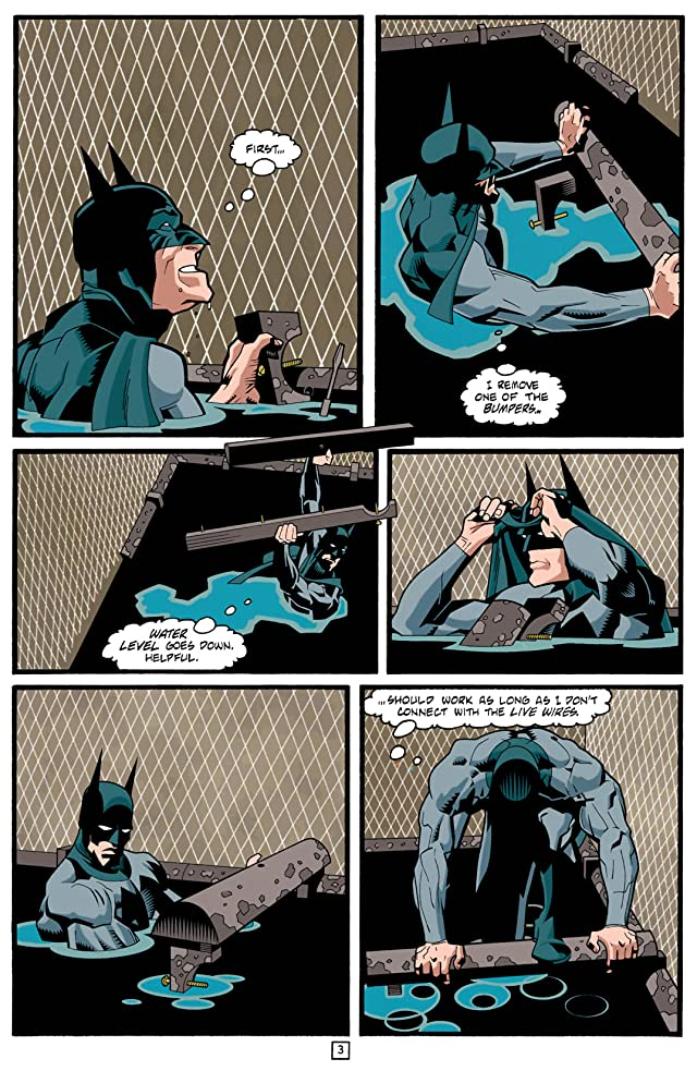 click for super-sized previews of Batman: Legends of the Dark Knight #111