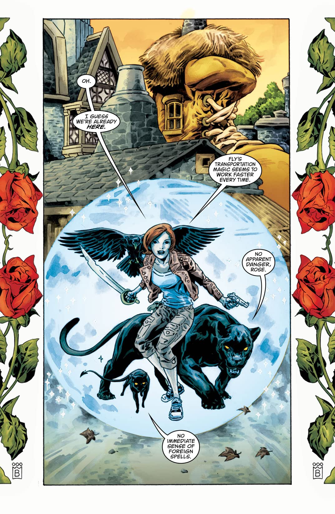 Fables #108