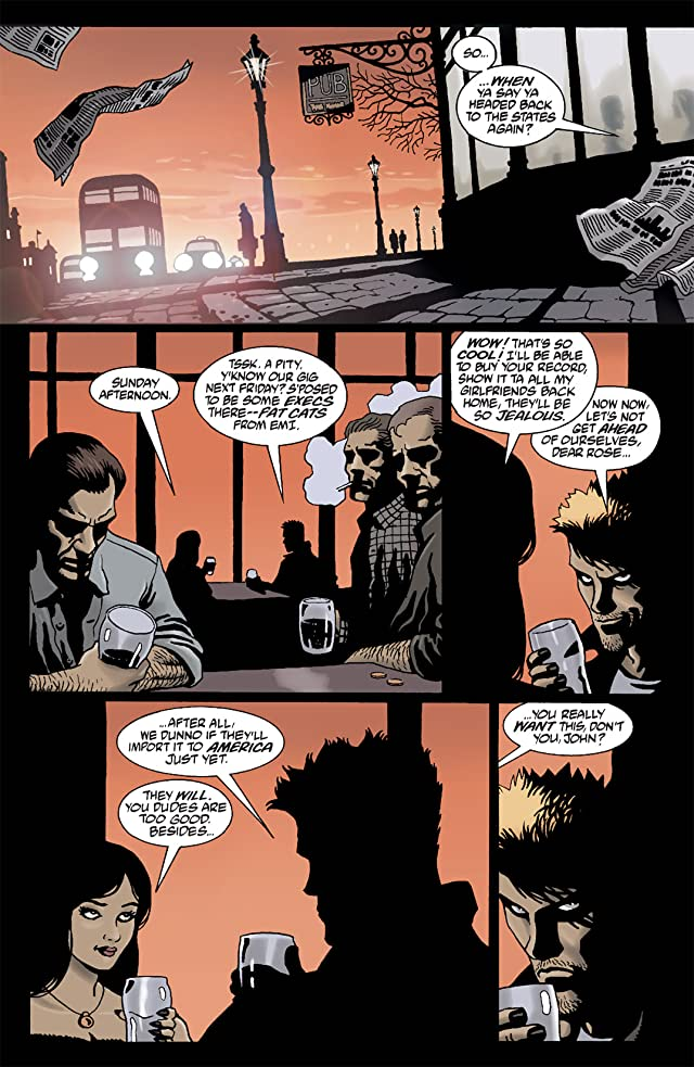 click for super-sized previews of Hellblazer #155
