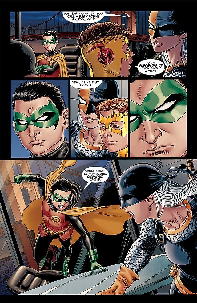 Teen Titans (2003-2011) #89