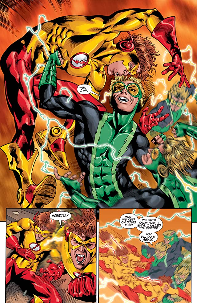 click for super-sized previews of Teen Titans (2003-2011) #98