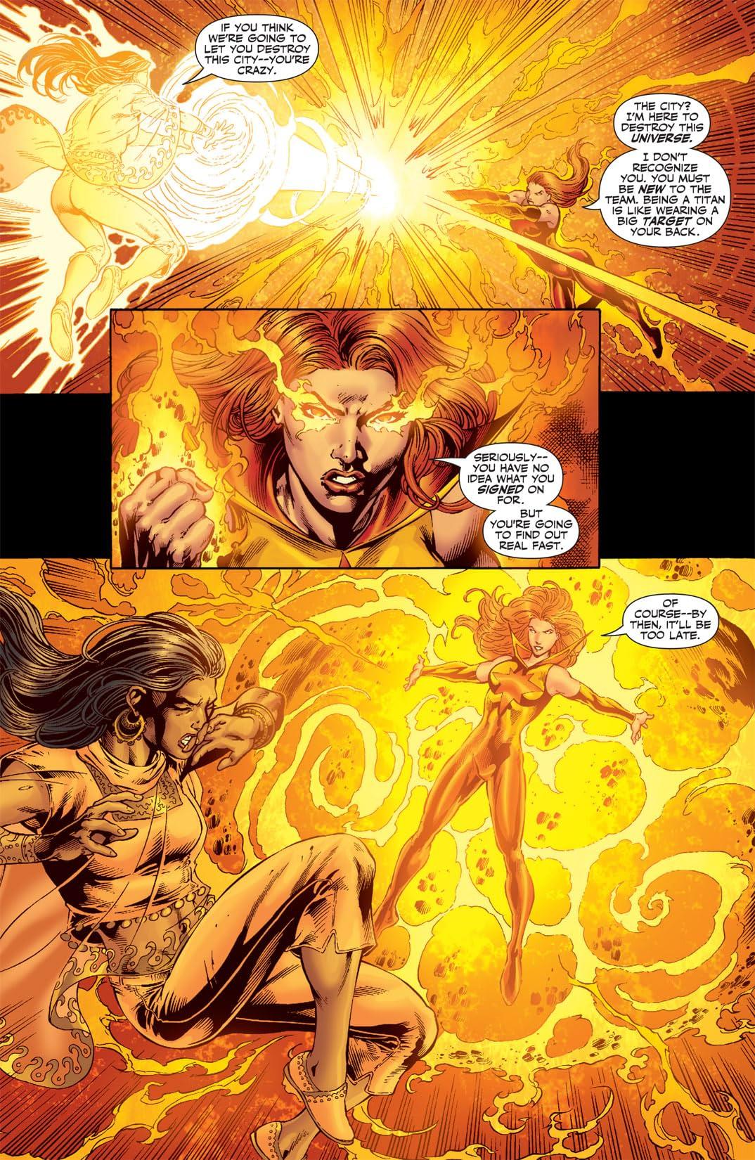 Teen Titans (2003-2011) #99
