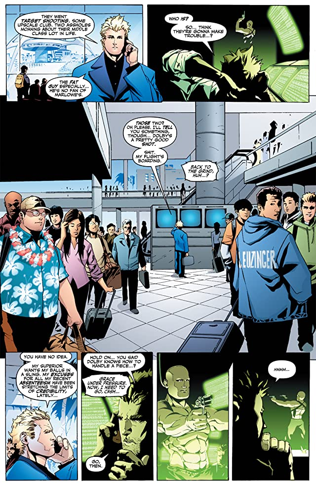 click for super-sized previews of Wildcats Version 3.0 #7