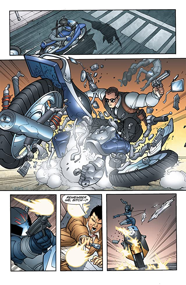 click for super-sized previews of Wildcats Version 3.0 #19