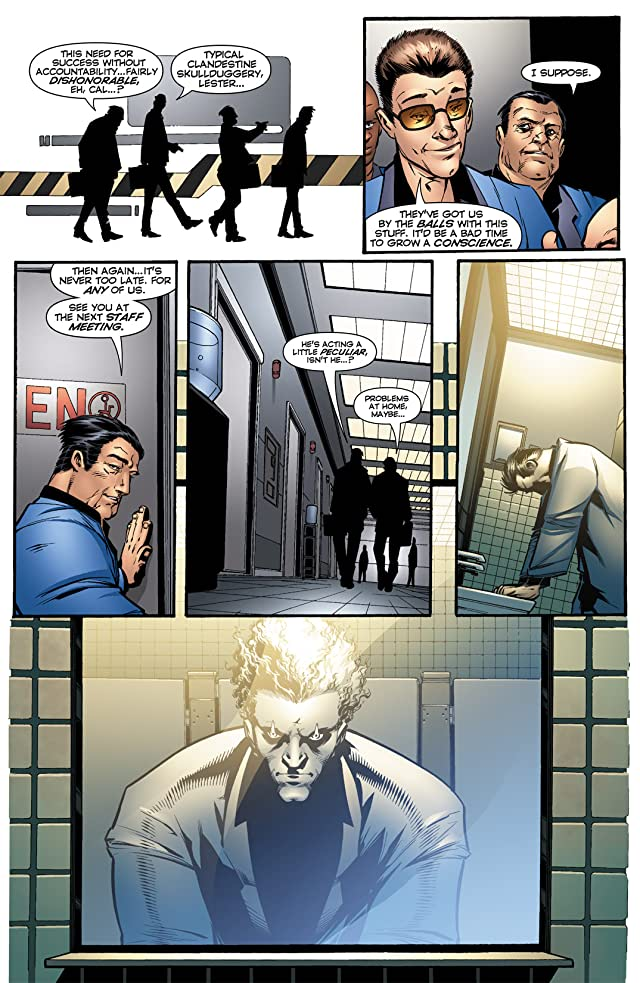 click for super-sized previews of Wildcats Version 3.0 #21