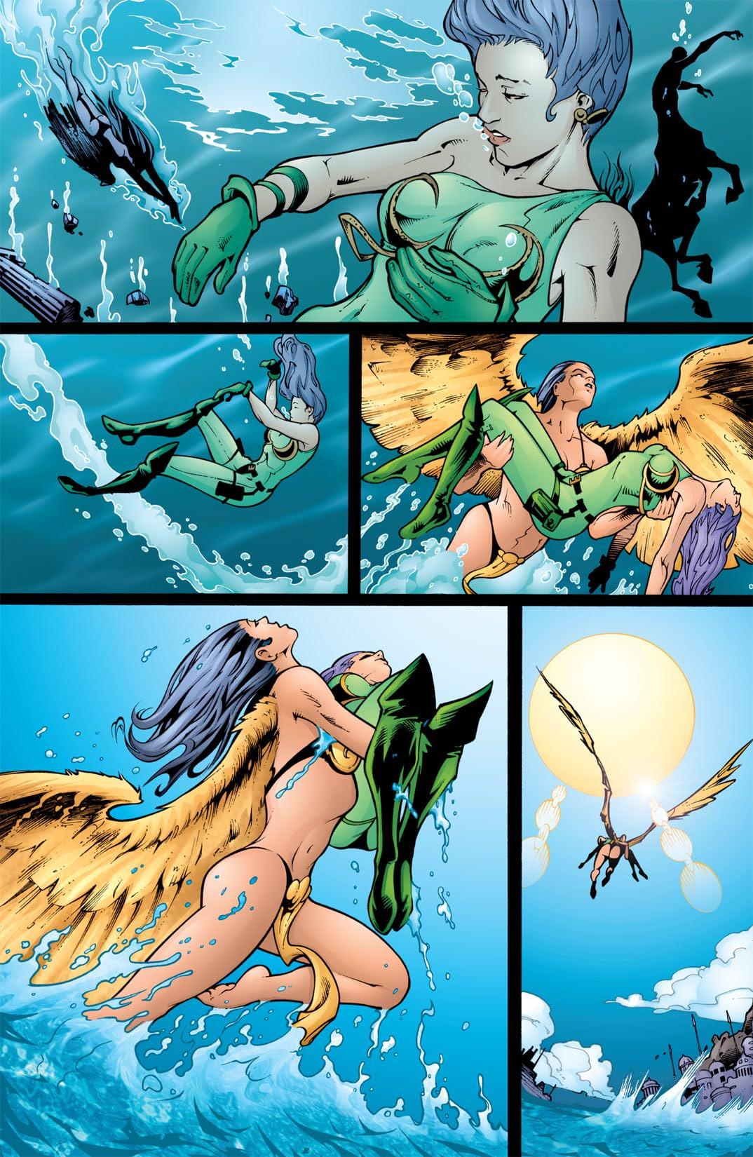 Wonder Woman (1987-2006) #201