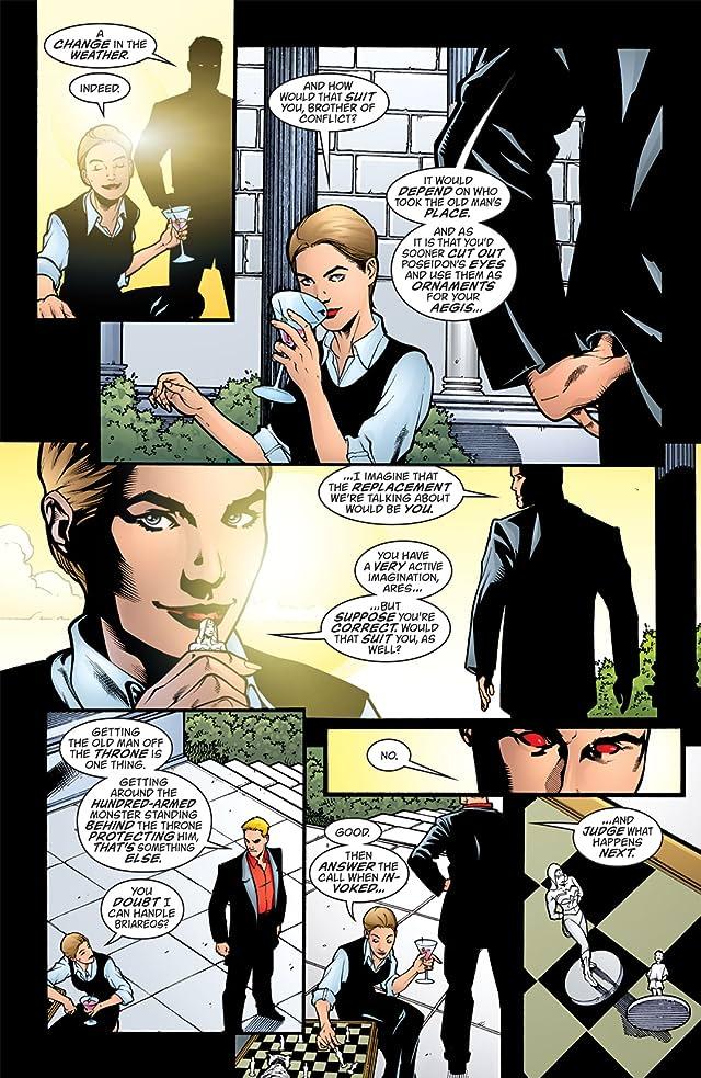 Wonder Woman (1987-2006) #209