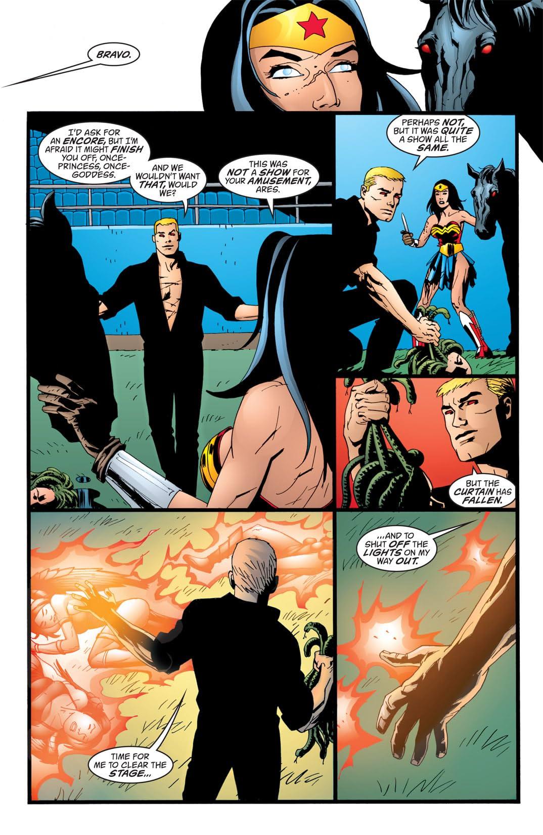 Wonder Woman (1987-2006) #211