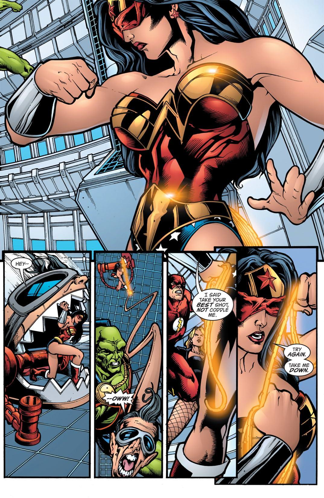 Wonder Woman (1987-2006) #212
