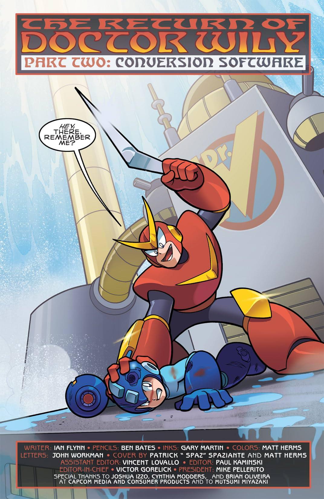 Mega Man #10