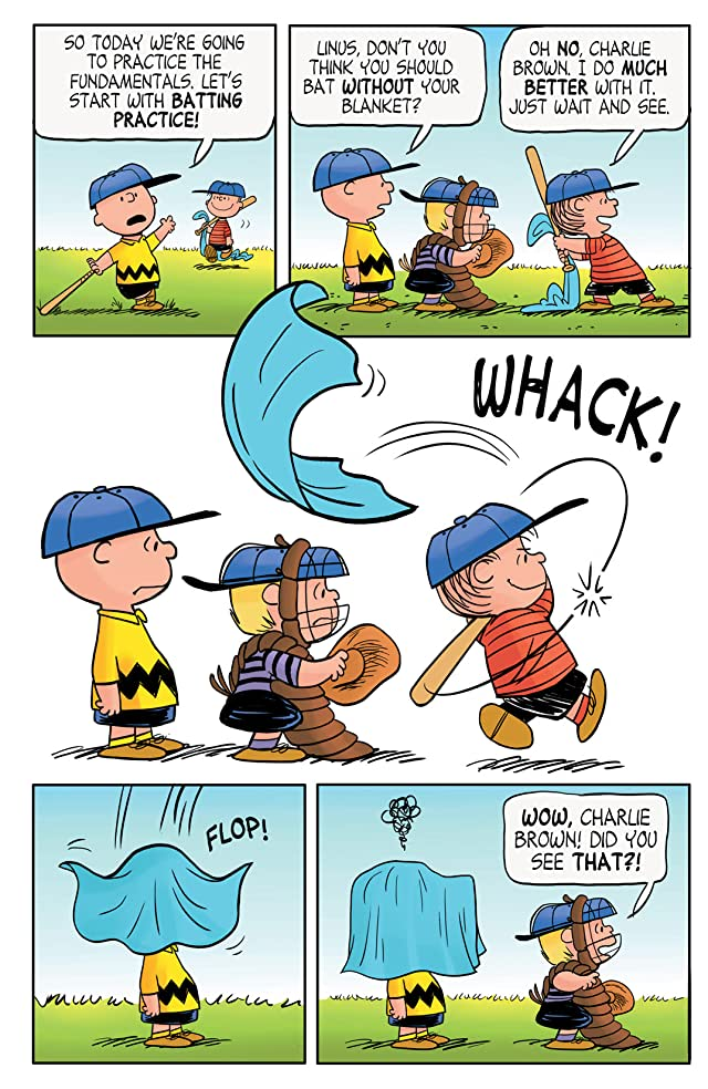 click for super-sized previews of Peanuts #3