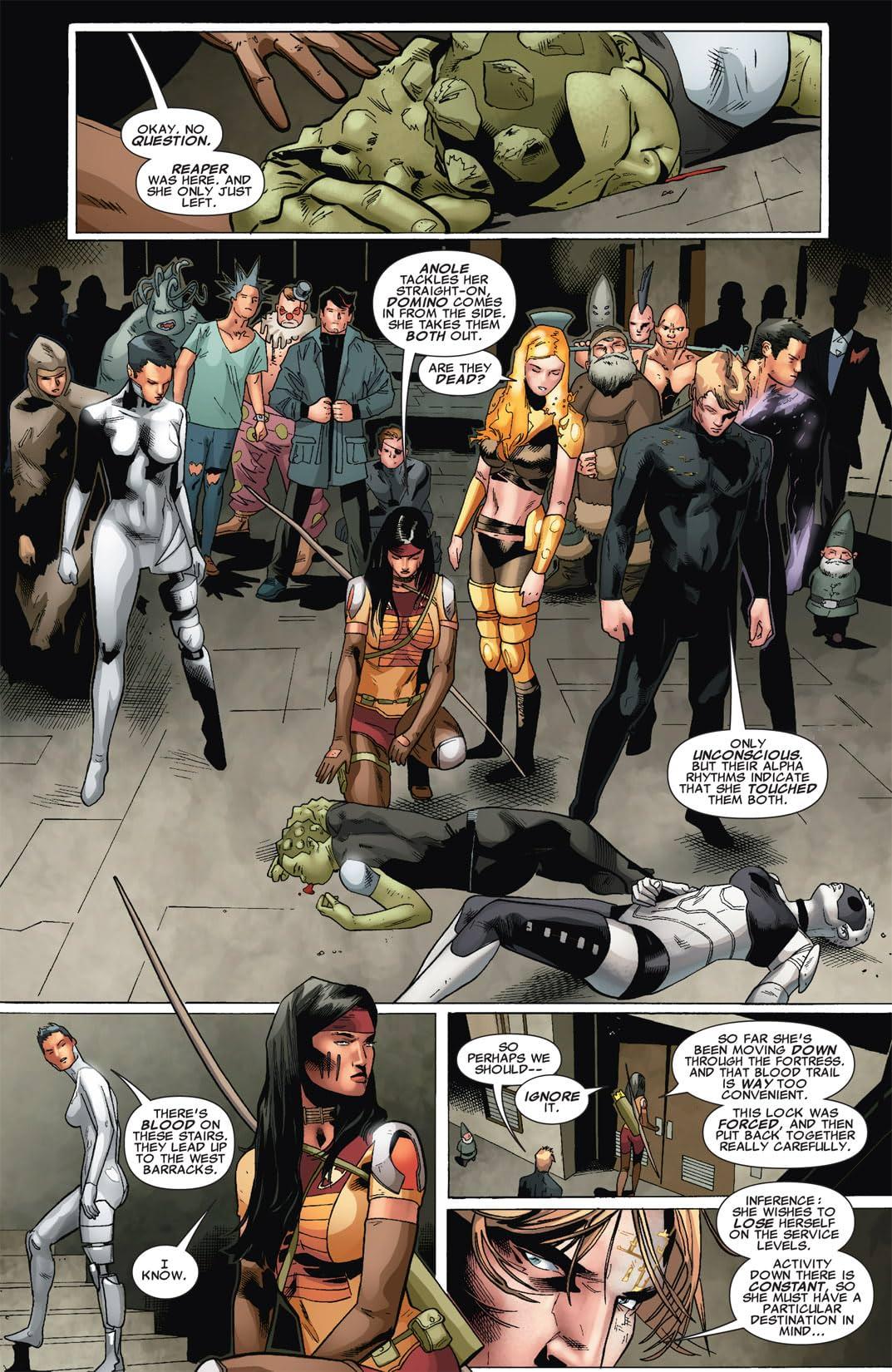 X-Men: Legacy (2008-2012) #246