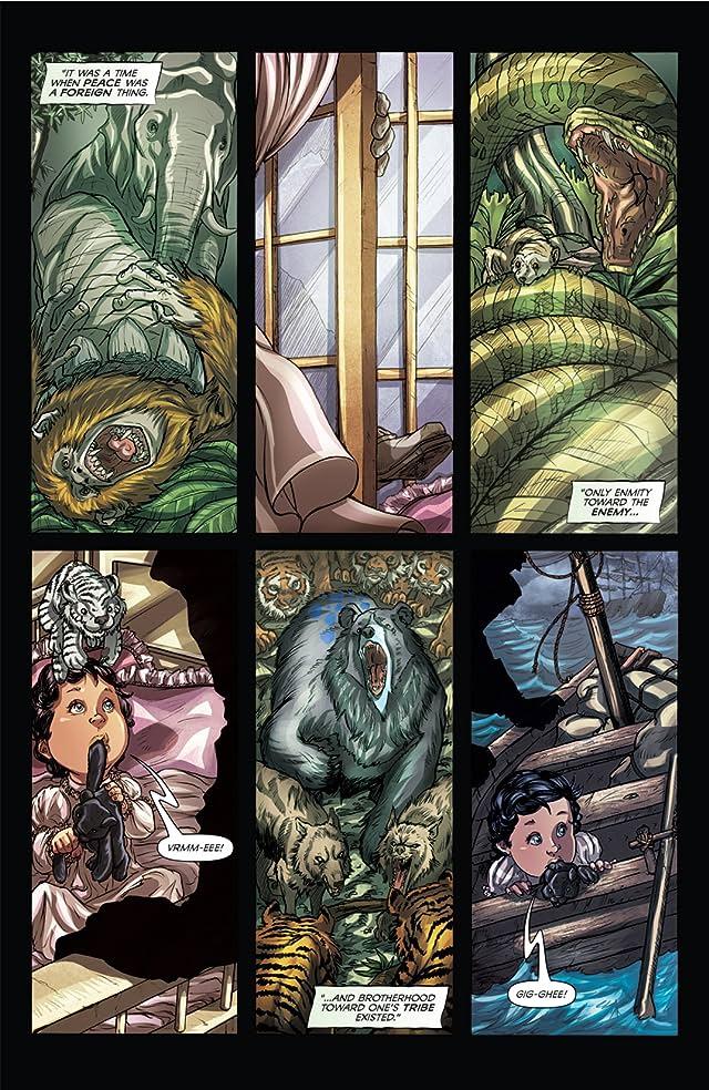 The Jungle Book #1