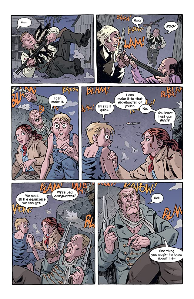 click for super-sized previews of The Sixth Gun #20