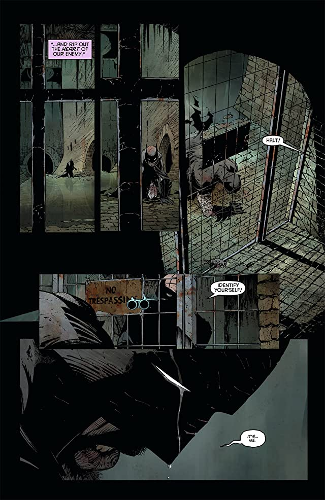 click for super-sized previews of Batman (2011-) #7