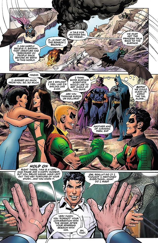Batman: Odyssey (2011-2012) #6 (of 7)