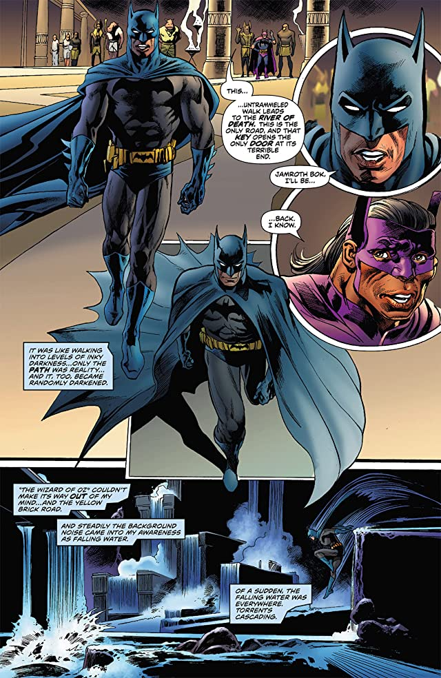 click for super-sized previews of Batman: Odyssey (2011-2012) #6 (of 7)
