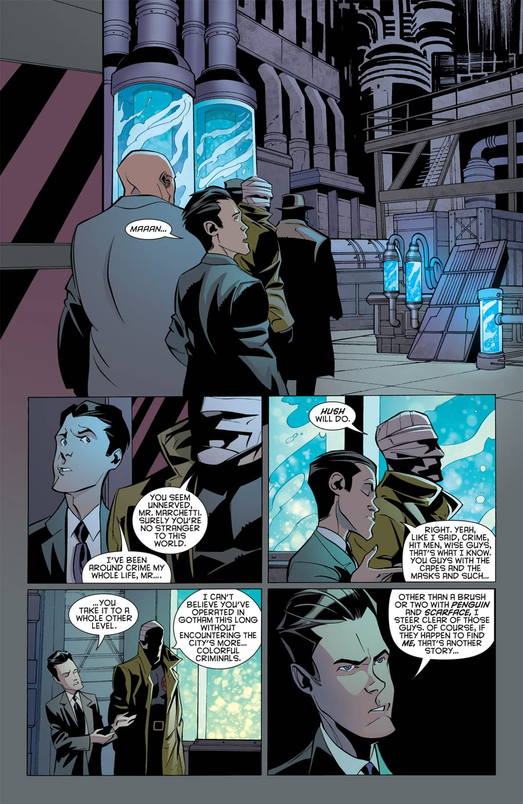 Batman: Streets of Gotham #19