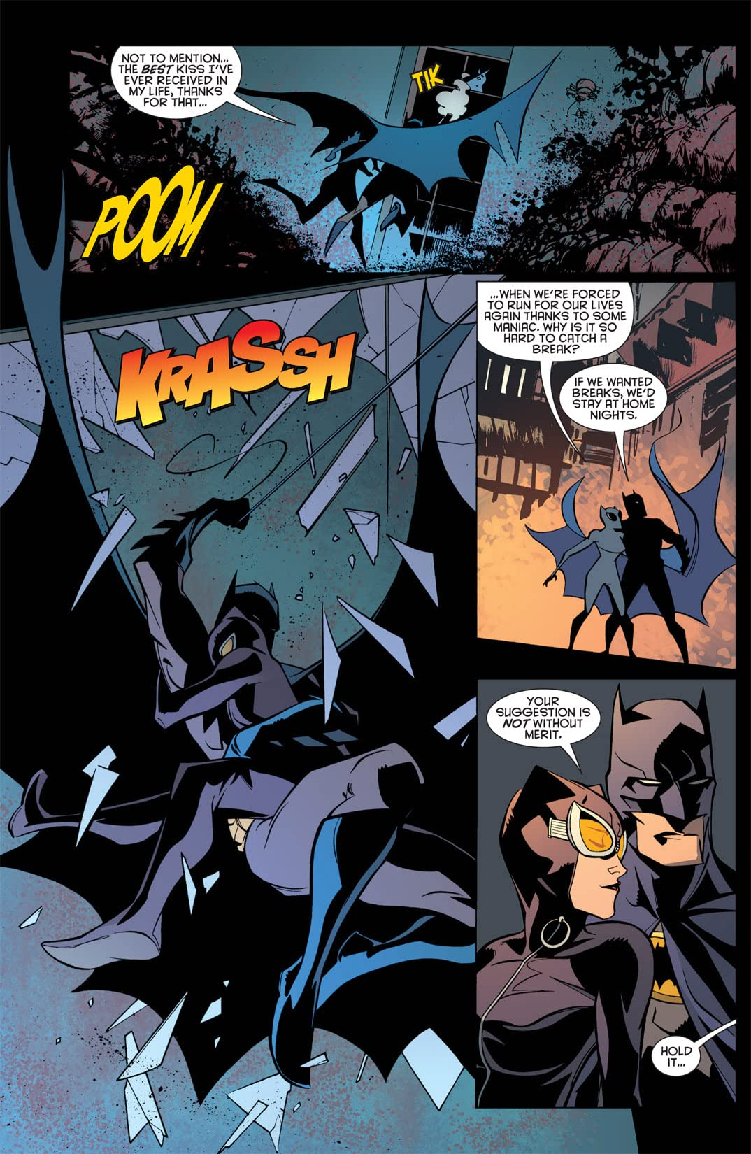 Batman: Streets of Gotham #20